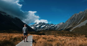Gründe für Neuseeland
